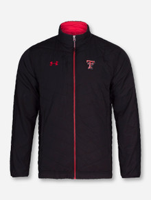"Under Armour Texas Tech ""Accelerate"" Full Zip Puffer Jacket"