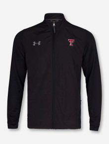 "Under Armour Texas Tech ""Terry Back"" Full Zip Jacket"