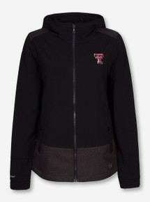 Under Armour Texas Tech 2016 Softshell Women's Hooded Jacket