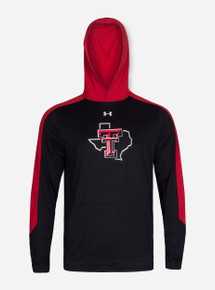 "Under Armour Texas Tech ""Foundation"" Lightweight Hoodie"
