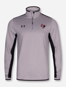 "Under Armour Texas Tech ""Survival"" Lone Star Pride Quarter Zip Pullover"