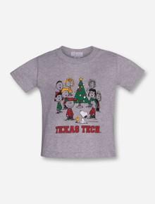 Texas Tech Charlie Brown Christmas TODDLER T-Shirt