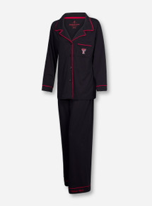 Emerson Texas Tech Pajama Set