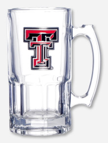 Texas Tech Macho Glass Mug