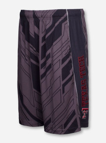 "Under Armour Texas Tech ""Doomsday"" Grey Gym Shorts"