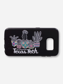 Stick with Texas Tech Phone Case