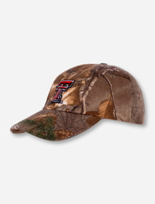 Texas Tech Double T RealTree Camo TODDLER Cap