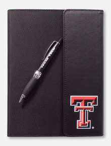 Texas Tech Double T Folio and Pen Set