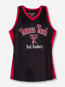 Arena Texas Tech Red Raiders GIRLS Black Tank Top