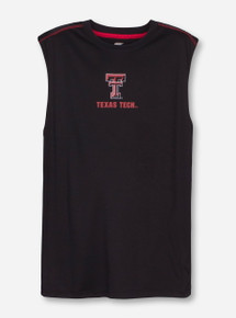 Arena Texas Tech Double T YOUTH Sleeveless Shirt
