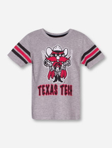 Arena Texas Tech Desperado TODDLER Grey T-Shirt