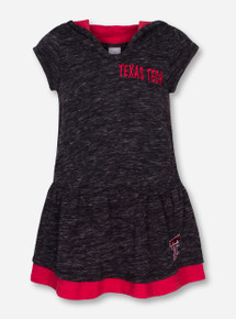 Arena Texas Tech Emma TODDLER Hooded Dress
