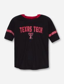 Arena Texas Tech Umbrella GIRL'S Hooded Short Sleeve T-Shirt