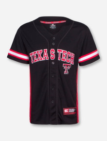Arena Texas Tech Strike Zone Baseball Jersey