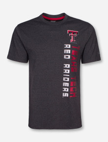 Arena Texas Tech Channel Grey T-Shirt