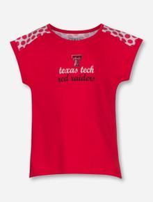 "Garb Texas Tech ""Megan"" TODDLER Red T-Shirt"