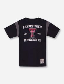 "Garb Texas Tech ""Rhett"" TODDLER Black T-Shirt"