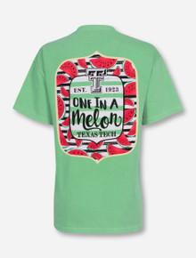 "Texas Tech ""One in a Melon"" Pea Pod T-Shirt"