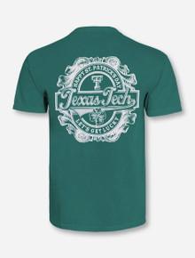 Texas Tech St. Patrick's Day Grass Green T-Shirt