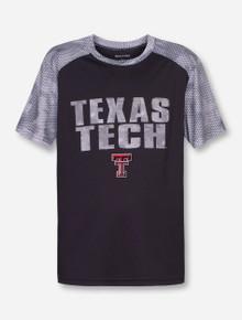 "CI Sport Texas Tech ""CamoHex"" Charcoal T-Shirt"