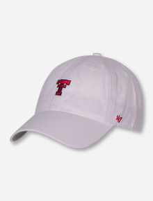 "47 Brand Texas Tech ""Base Runner Clean Up"" Adjustable Cap"