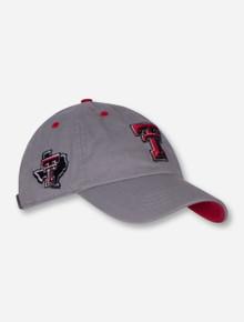 "47 Brand Texas Tech ""Crestone Clean Up"" Adjustable Grey Cap"