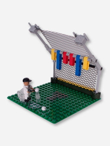 Lego Compatible Texas Tech Red Raiders Batting Cage Set