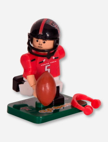 Lego Compatible Texas Tech Red Raiders Patrick Mahomes #5 Collectible Minifig