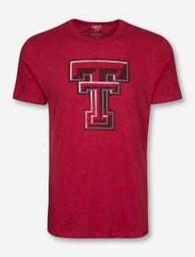 """47 Brand Texas Tech """"Scrum"""" Double T T-Shirt"""