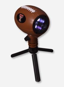 Texas Tech Team Pride Rotating Projection Light