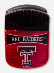 Texas Tech Red Raiders Heavy Duty Jumbo Magnetic Clip