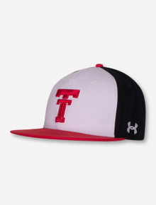 "Under Armour Texas Tech 2017 ""Pinwheel"" Throwback Fitted Cap"