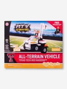 Lego Compatible Texas Tech Red Raiders All-Terrain Vehicle