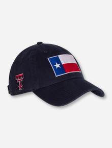 "47 Brand Texas Tech ""Operation Hat Trick Clean Up"" Adjustable Navy Cap"