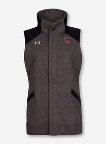 Under Armour Texas Tech Women's Lightweight Grey Vest