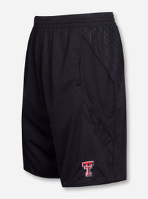 Under Armour Texas Tech Double T Digital Pattern Gym Shorts