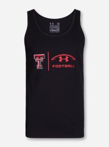 Under Armour Texas Tech Football Silhouette Tank Top