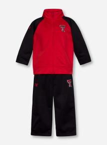 Under Armour Texas Tech Double T INFANT Jacket & Pants Set