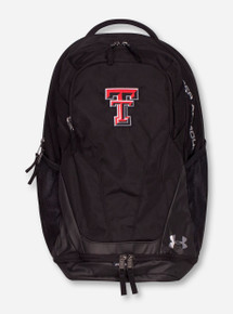 "Under Armour Texas Tech ""Hustle III"" Double T Back Pack"
