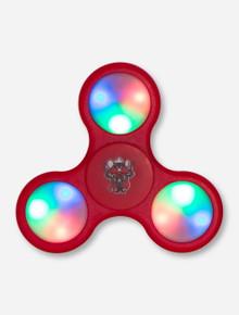 Texas Tech Raider Red LED Light Fidget Spinner