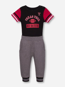 "Arena Texas Tech Red Raiders ""MVP II"" INFANT Onesie and Pants Set"