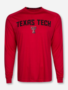 "Arena Texas Tech Red Raiders ""Setter"" Long Sleeve"