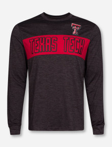 "Arena Texas Tech Red Raiders ""Stroke Maker"" Long Sleeve"