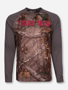 "Arena Texas Tech Red Raiders ""Buck"" Long Sleeve"