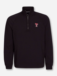 Tommy Bahama Texas Tech Red Raiders Double T Quarter Zip