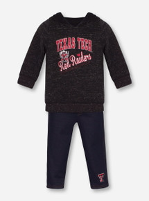 "Arena Texas Tech Red Raiders ""Toe Flip"" INFANT Hoodie & Leggings Set"