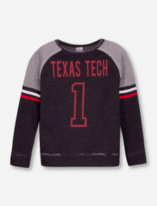 "Arena Texas Tech Red Raiders ""Double Axel"" YOUTH Sweatshirt"