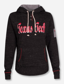 "Arena Texas Tech Red Raiders ""Double Double"" Hoodie"