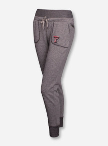 "Arena Texas Tech Red Raiders ""Bogey"" French Terry Joggers"