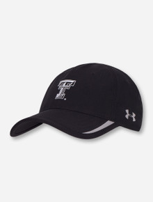"Under Armour Texas Tech 2017 Sideline ""Shadow"" AV Run Adjustable Cap"